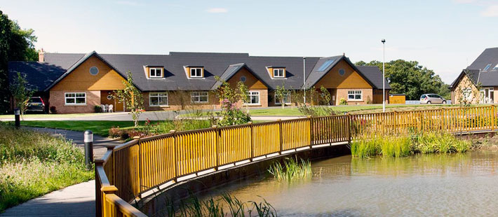 The Waterside Bungalows